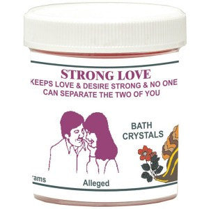 7 Sisters Strong Love Bath Crystals