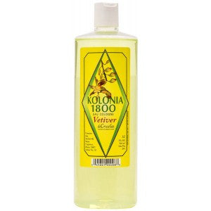 Kolonia 1800 Vetiver Cologne 32oz