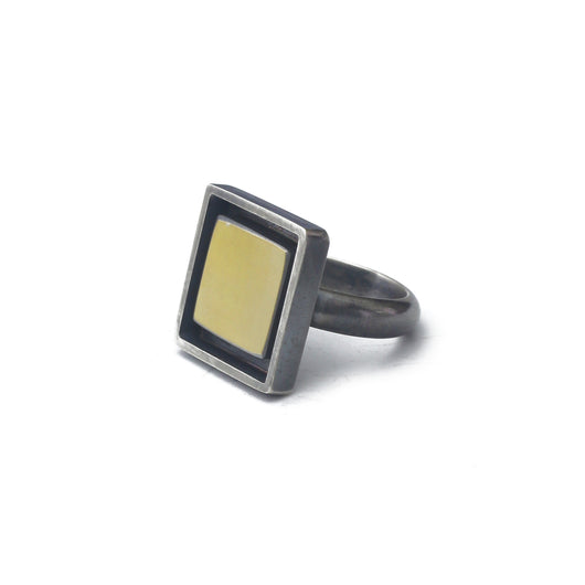 Floating Square Ring