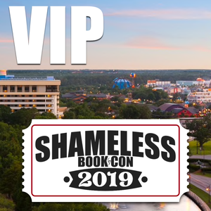 Shameless Book Con Tickets