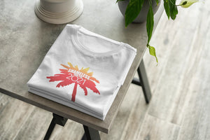 Shameless21 Palm Tree Logo T-Shirt