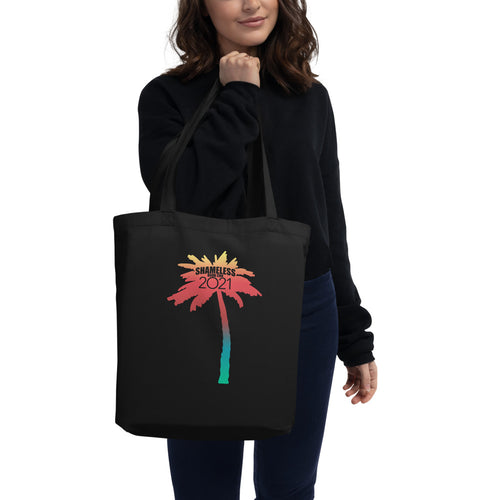 Shameless21 Palm Tree Eco Tote Bag