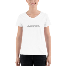 Load image into Gallery viewer, My Workout Is Reading In Bed Until My Arms Hurt T-Shirt