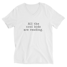 Load image into Gallery viewer, All The Cool Kids Are Reading T-Shirt