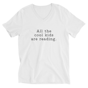 All The Cool Kids Are Reading T-Shirt