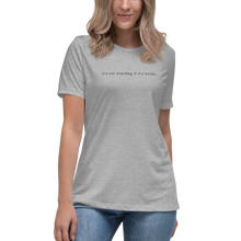 Load image into Gallery viewer, It's Not Hoarding If It's Books T-Shirt