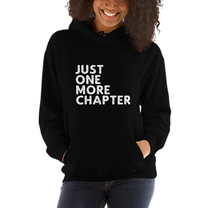 Just One More Chapter Hoodie