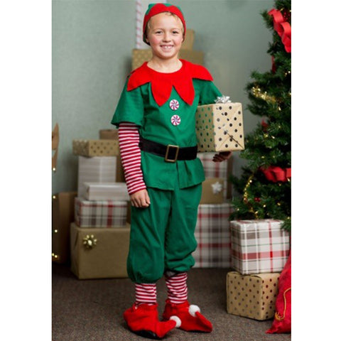 Kids Christmas Elf