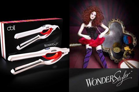 Doll Wonder Styler