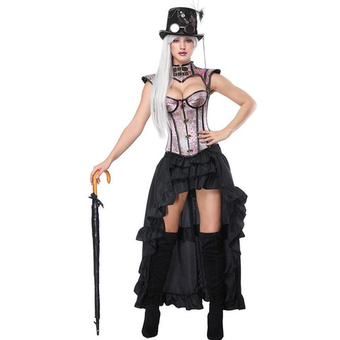 Pink Steam punk set