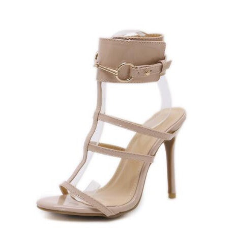Stylish Roman look High Heel Sandals