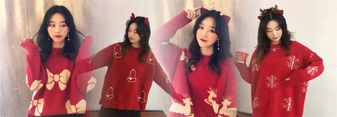 Cute Christmas Pullover