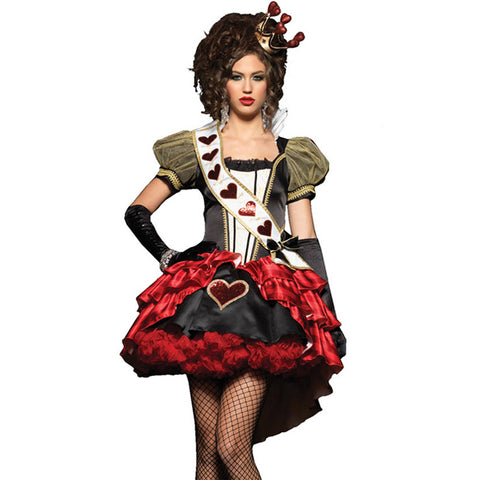 Deluxe Royal Queen of hearts