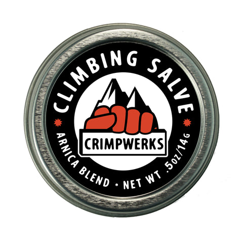 Climber's Crag Salves and Balms