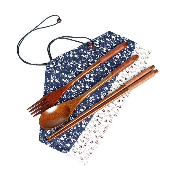 Sustainable Bamboo Utensil Set- FREE SHIPPING