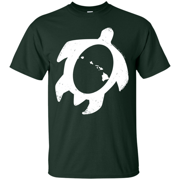 Honu Islands Ultra Cotton T-Shirt, T-Shirts, Hawaii Nei All Day, Hawaii Clothing Brands
