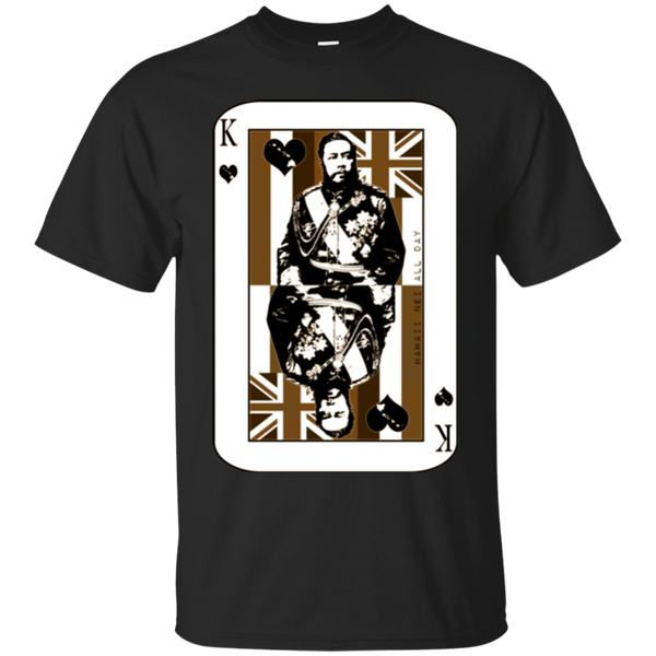 The King of Hawai'i Kalākaua Ultra Cotton T-Shirt, T-Shirts, Hawaii Nei All Day