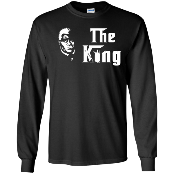 The King LS Ultra Cotton T-Shirt, T-Shirts, Hawaii Nei All Day