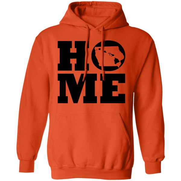 Home Roots Hawai'i and Iowa Pullover Hoodie