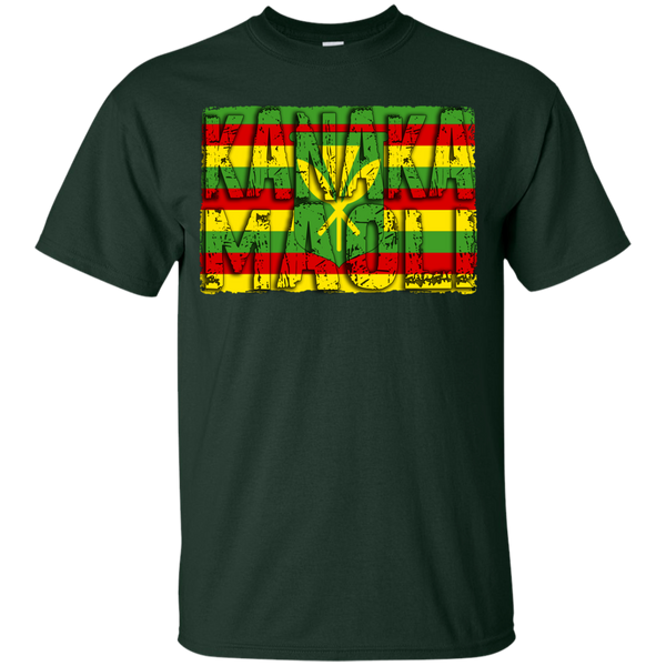 Kanaka Maoli Youth Custom Ultra Cotton Tee, T-Shirts, Hawaii Nei All Day, Hawaii Clothing Brands