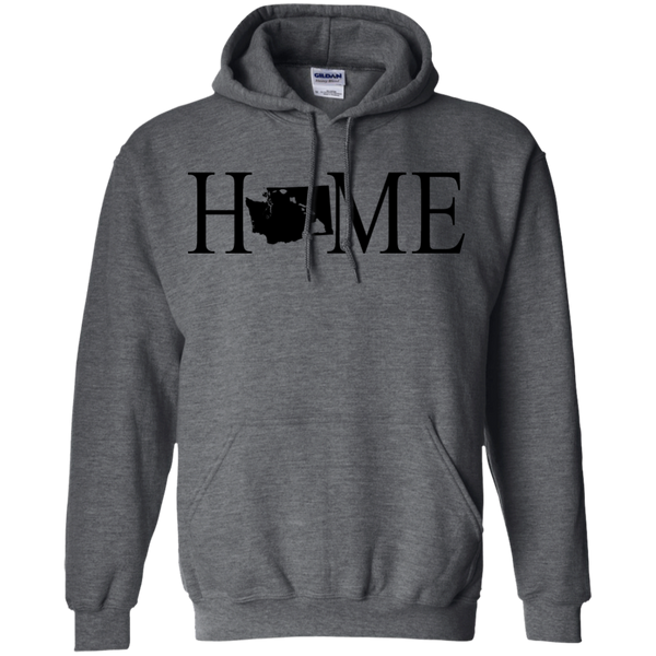 Home Hawaii & Washington Pullover Hoodie, Sweatshirts, Hawaii Nei All Day