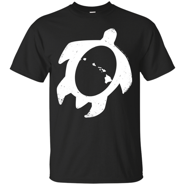 Honu Islands Ultra Cotton T-Shirt, T-Shirts, Hawaii Nei All Day