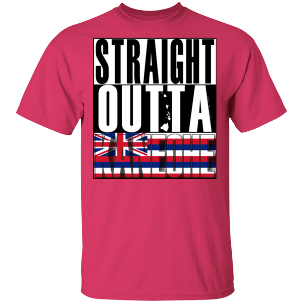 Straight Outta Kaneohe T-Shirt, T-Shirts, Hawaii Nei All Day