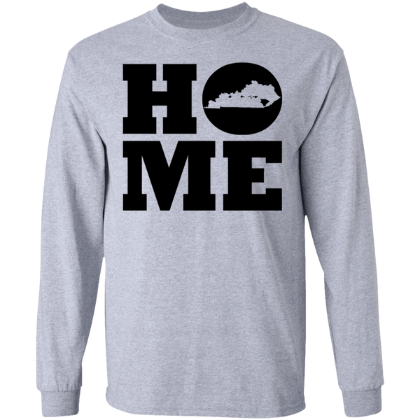 Home Roots Hawai'i and Kentucky LS T-Shirt
