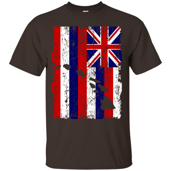Hawaii - The Aloha State Youth Custom Ultra Cotton Tee, T-Shirts, Hawaii Nei All Day