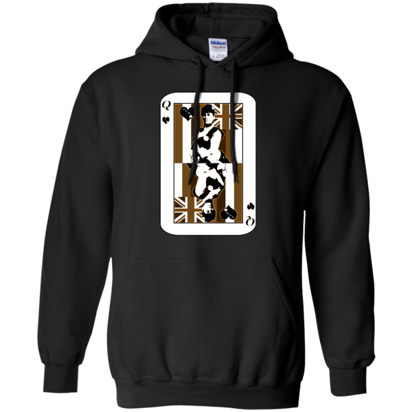 The Queen Of Hawai'i Pullover Hoodie, Sweatshirts, Hawaii Nei All Day