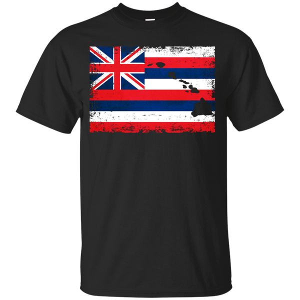 Hawaii State Youth Custom Ultra Cotton Tee, T-Shirts, Hawaii Nei All Day