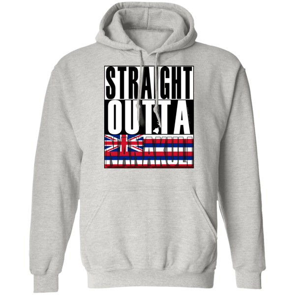 Straight Outta Nanakuli Pullover Hoodie, Sweatshirts, Hawaii Nei All Day