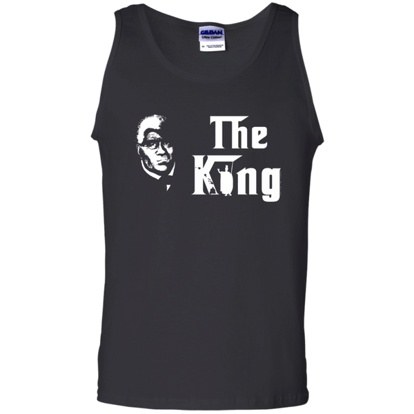The King 100% Cotton Tank Top, T-Shirts, Hawaii Nei All Day, Hawaii Clothing Brands