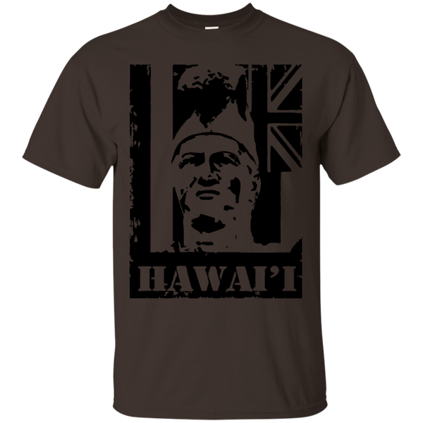 Hawai'i King Kamehameha Ultra Cotton T-Shirt, T-Shirts, Hawaii Nei All Day