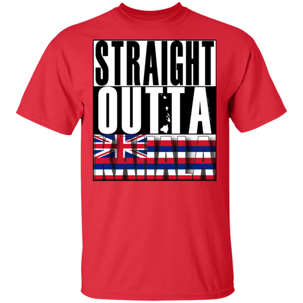Straight Outta Kahala Hawai'i Ultra Cotton T-Shirt, T-Shirts, Hawaii Nei All Day