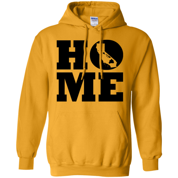 Home Roots Hawai'i and California Pullover Hoodie, Sweatshirts, Hawaii Nei All Day