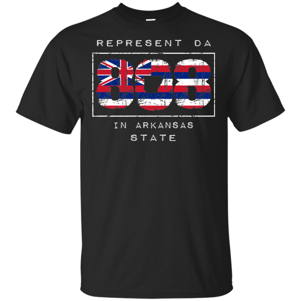 Rep Da 808 In Arkansas State Ultra Cotton T-Shirt