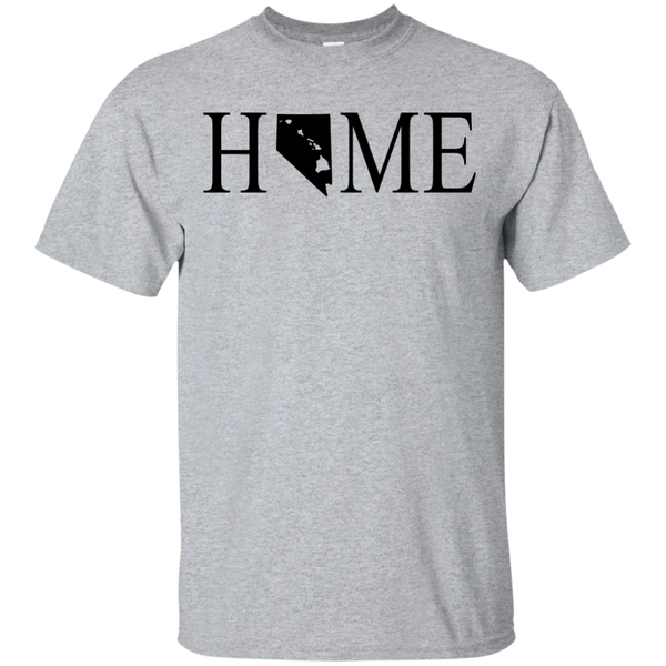 Home Hawaii & Nevada Ultra Cotton T-Shirt, T-Shirts, Hawaii Nei All Day, Hawaii Clothing Brands