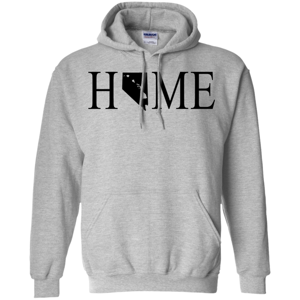 Home Hawaii & Nevada Pullover Hoodie 8 oz.