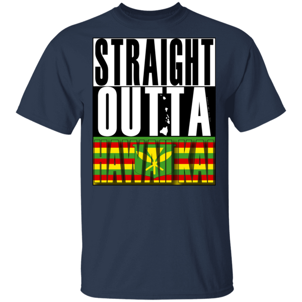 Straight Outta Hawaii Kai(Kanaka Maoli) T-Shirt, T-Shirts, Hawaii Nei All Day