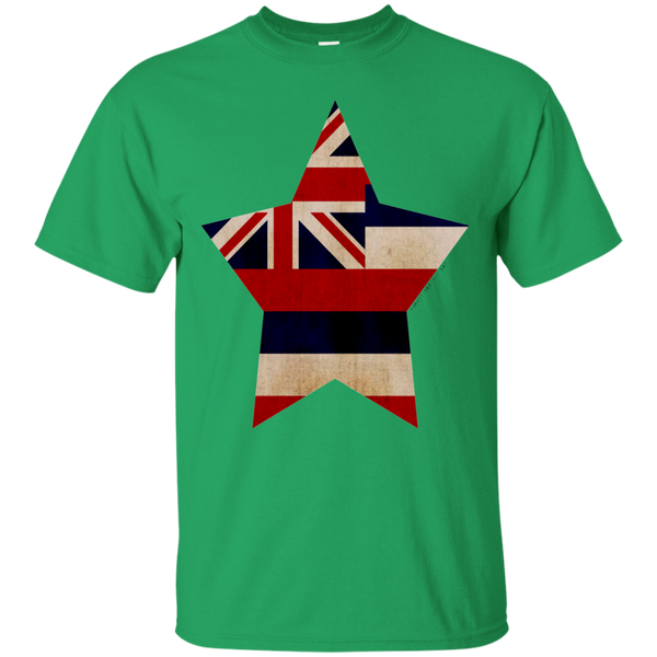 Hawaiian Star Ultra Cotton T-Shirt, T-Shirts, Hawaii Nei All Day