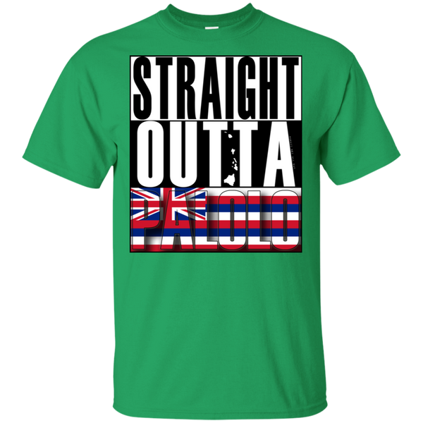 Straight Outta Palolo Ultra Cotton T-Shirt, T-Shirts, Hawaii Nei All Day