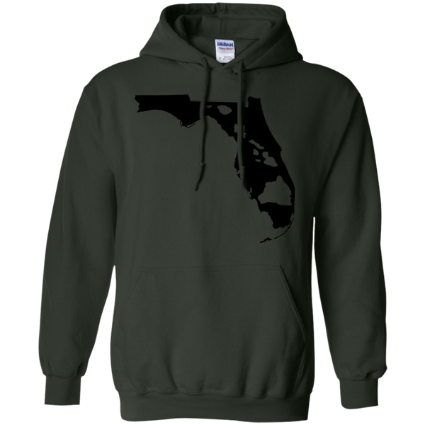 Living in Florida with Hawaii Roots Pullover Hoodie, Hoodies, Hawaii Nei All Day