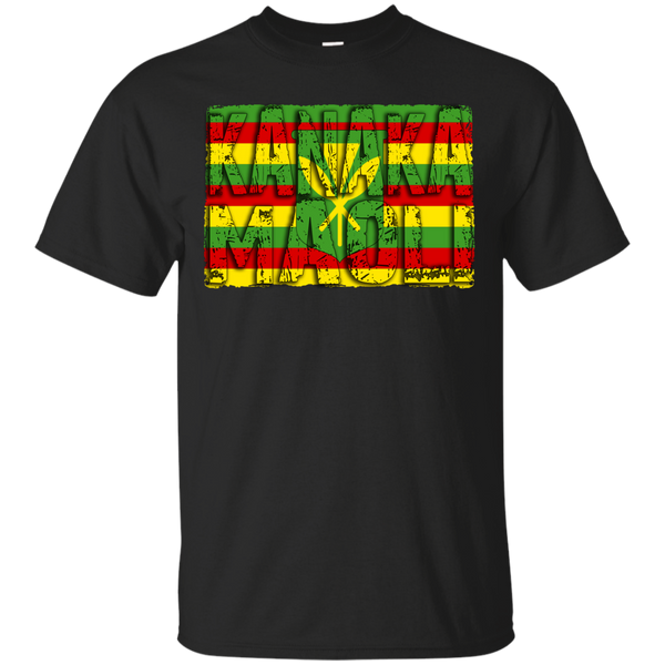 Kanaka Maoli Custom Ultra Cotton T-Shirt, Short Sleeve, Hawaii Nei All Day, Hawaii Clothing Brands