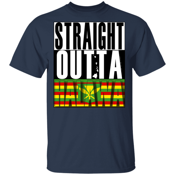 Straight Outta Halawa (Kanaka Maoli) T-Shirt, T-Shirts, Hawaii Nei All Day