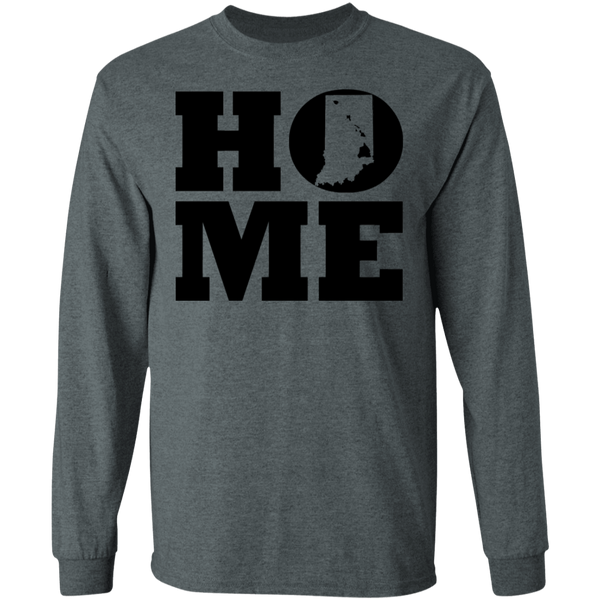 Home Roots Hawai'i and Indiana LS T-Shirt
