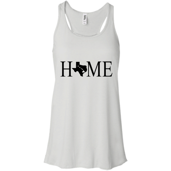 Home Hawaii & Texas Bella + Canvas Flowy Racerback Tank, T-Shirts, Hawaii Nei All Day, Hawaii Clothing Brands