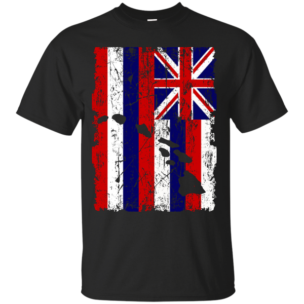 Hawaii - The Aloha State Youth Custom Ultra Cotton Tee - Hawaii Nei All Day
