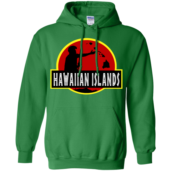 Hawaiian Islands King Kamehameha Pullover Hoodie, Hoodies, Hawaii Nei All Day