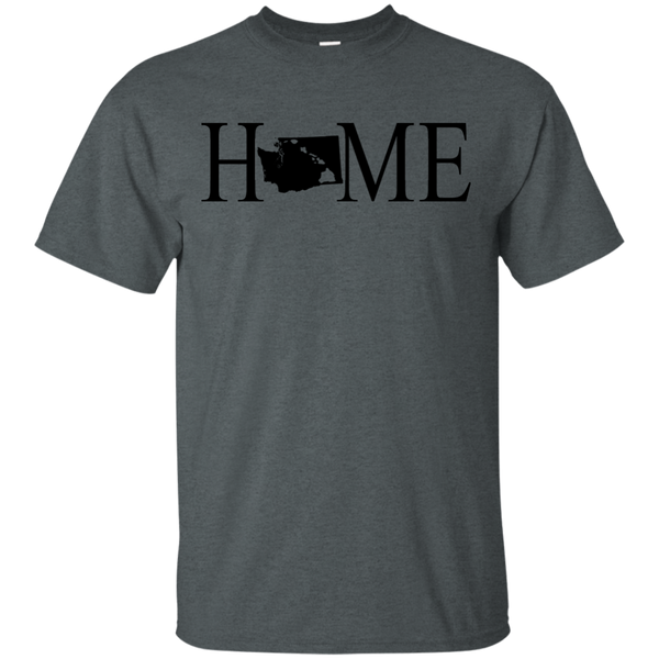 Home Hawaii & Washington Ultra Cotton T-Shirt, T-Shirts, Hawaii Nei All Day